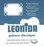 Savarez Corde per chitarra classica Leonida corde singole E1/Mi1-531