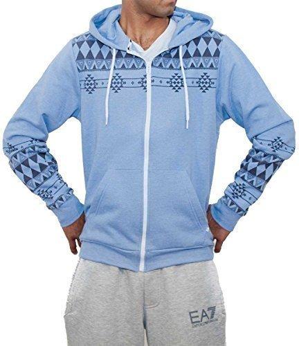 big-dawg-special-mens-boys-unisex-star-zip-up-hooded-hoodie-jacket-hip-hop-wear-l-blue