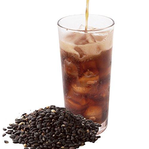 Schwarzer Sesam Geschmack extrem ergiebiges allergenfreies Energy Drink - Getränkepulver Sportgetränk