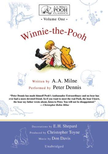 Winnie-The-Pooh: Volume 1