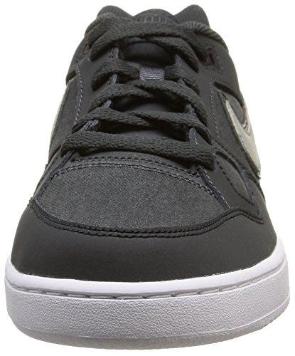 Nike Son Of Force, Chaussures de sport homme multicolore (Anthrct/Mtllc Slvr-White-Blk)