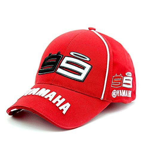 EASTVAPS F1 Moto GP Jorge Lorenzo Embroidery 99 Yamaha Cap Motorcycle  Racing Baseball Hats Capap Gorra 24493bef80f