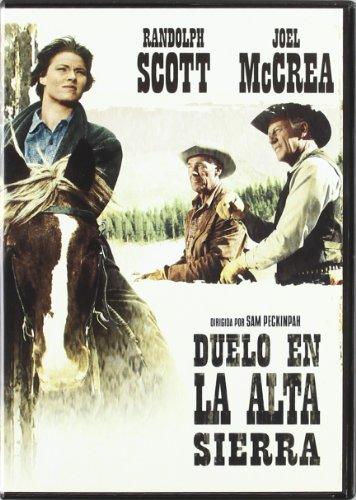 Duelo En La Alta Sierra [DVD]