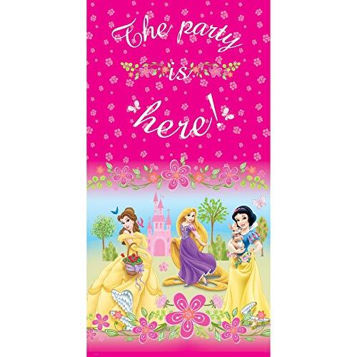 Disney Princess Amscan Sommer-/Palace Banner Tür (Disney Princess-banner)