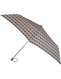 totes Miniflat Hedgehogs Print Umbrella
