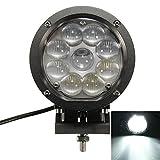 MASUNN 7 Pollici 45W LED di Lavoro Luce alluvione Spot Fascio per off Road Jeep ATV SUV Barca
