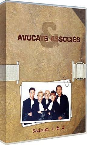 Avocats & Associés : L'intégrale saison 1 & 2 - Coffret 4 DVD