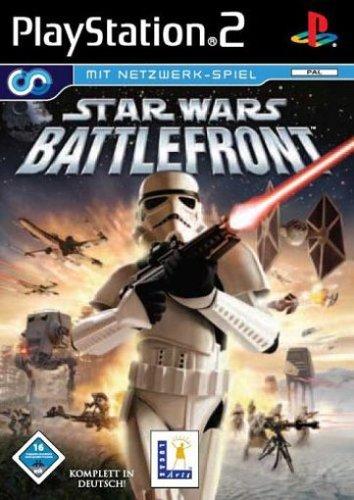 Star Wars - Battlefront (Star Ps2 Spiele Wars)