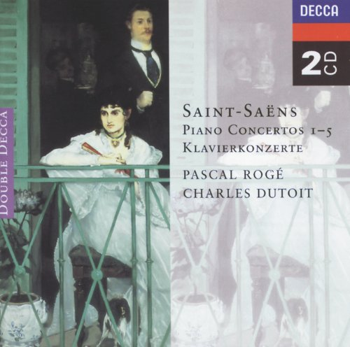 Saint-Saëns: Piano Concerto No...