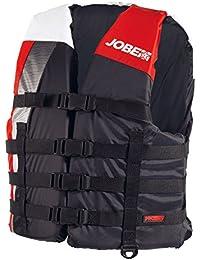 Jobe Progress Dual Gillet Hombre Chaleco Salvavidas, color rojo, tamaño FR : XXL-XXXL (Taille Fabricant : 2XL3XL)