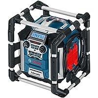Bosch Professional 601429600 Radio, 50 W, 240 V, Azul