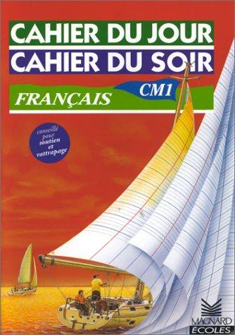 Cahier français CM1
