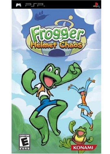 Frogger: Helmet Chaos - Sony PSP (DVD-Rom) (Frogger Playstation)