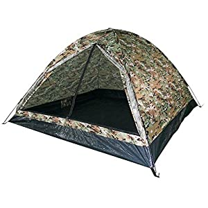 512GBJkSI9L. SS300  - Iglu Standard Two Person Dome Tent Hiking Hunting Camping Shelter MultiCam Camo