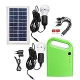 HITSAN Portable Home Outdoor DC Solar Panels Charging Generator Power Generation System