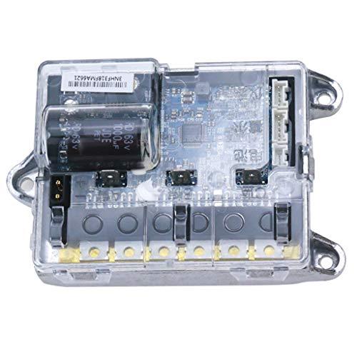 H.eternal für Xiaomi M365 Control Board Centralita Unidad De Control Steuerplatinen-Baugruppe (Silber) -