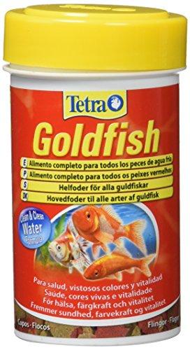 Tetra Goldfish escamas - 100 ML