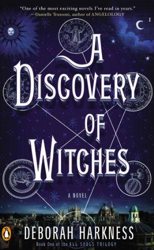 A Discovery of Witches: A Novel [International Export Edition] (All Souls Trilogy, Band 1) (Deborah E Harkness)
