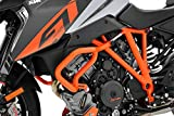 KTM 1290 SuperDuke GT BJ 16-17 Sturzbügel Schutzbügel Schutz Verkleidung Crash Bar orange IBEX