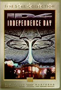 Independence Day (Ws Spec Thx) [DVD] [1996] [Region 1] [US Import] [NTSC]