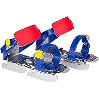 Baby/Junior Patines de zapatos de Hielo Ajustables tamaño 24–35Niños Azul/Rojo/Amarillo