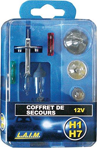 L.A.I.M. 840 Coffret de Secours H1 et H7