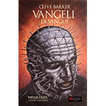 Vangeli di Sangue: (The Scarlet Gospels) (Italian Edition)