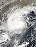 Stocktrek Images - Tropical Cyclone Laila hovers over the