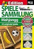 Produkt-Bild: Spielesammlung Mahjongg. CD-ROM für Windows 95 / 98 / ME / XP. 25 originale Spiele / 2. Edition 2003.