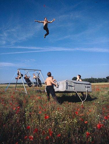 Cirque à l'oeuvre : Centre national des arts du cirque par Gwénola David