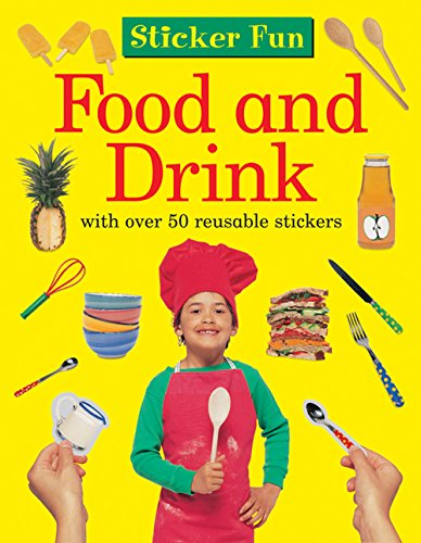 Sticker Fun: Food And Drink