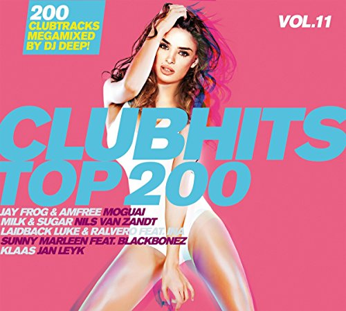Clubhits Top 200 Vol.11