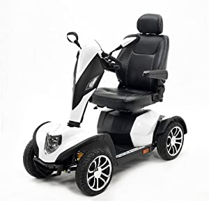 Cobra Class 3 (Road Legal) 8MPH Mobility Scooter BRAND NEW Inc 3 MONTHS FREE INSURANCE & 1 YEAR IN HOME WARRANTY!!