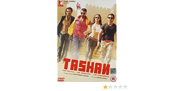 Tashan 2008 Comedy Hindi Film / Bollywood Movie / Indian