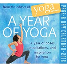 A Year of Yoga Page-A-Day Calendar 2018