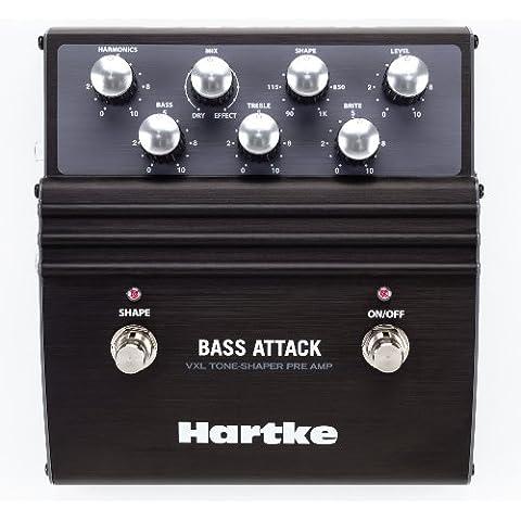 Pedal Hartke HPVXL1 VXL Bass Attack Pre-Amp