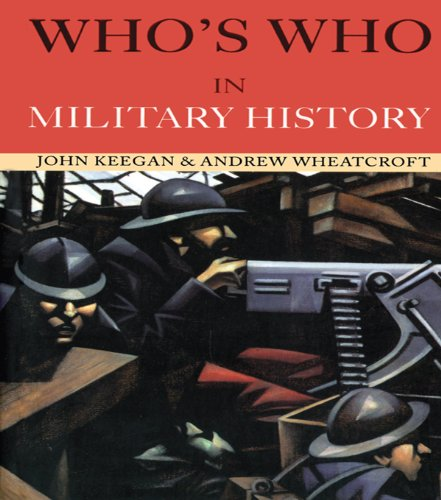 Who's Who in Military History: From 1453 to the Present Day por John Keegan