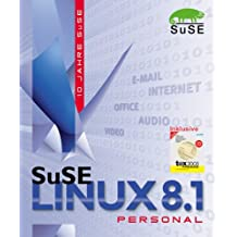 SuSE Linux 8.1 Personal Edition + T@x 2003 Professional
