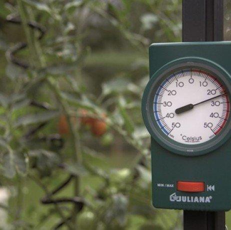 Thermomètre Mini - Max