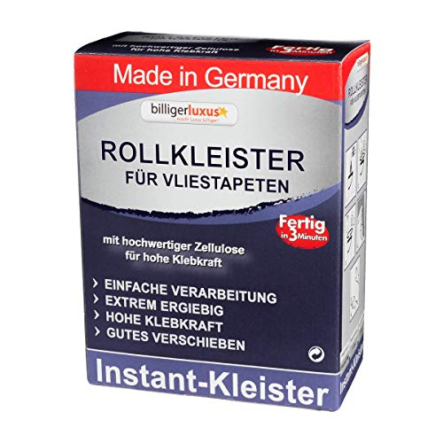 Preisvergleich Produktbild Kleister Vlies Tapeten Premium Rollkleister Tapetenkleister