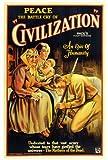 Civilization Affiche du film Poster Movie Civilisation (27 x 40 In - 69cm x 102cm) Style A