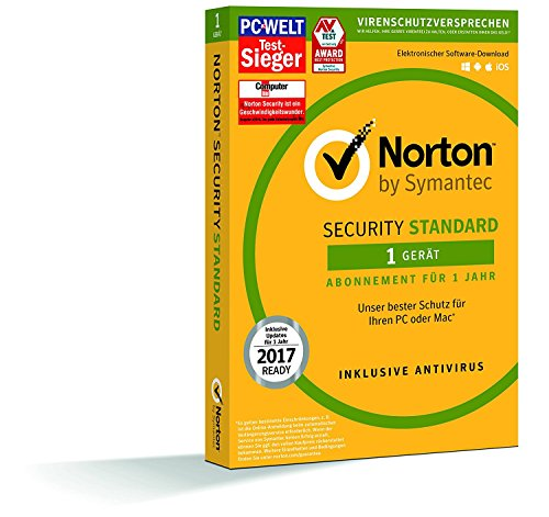 SYMANTEC Norton Security Standard (1 Gerät - PC und Mac)