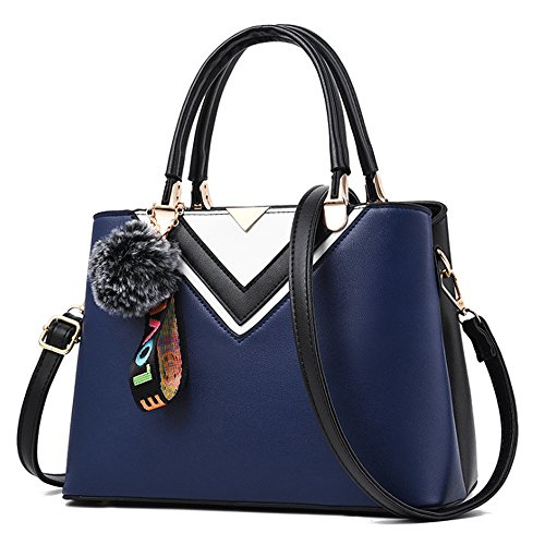 4461e0eb525a4 Ladies Handbags Leather Tote Bags Women s Satchel Shoulder Bag Messenger Bag