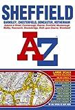 Sheffield Street Atlas (paperback)