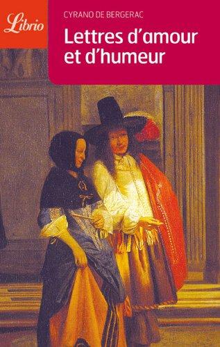 Lettres d'amour et d'humeur par Savinien de Cyrano de Bergerac