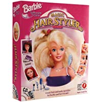 Barbie Magic Hair Styler - PC
