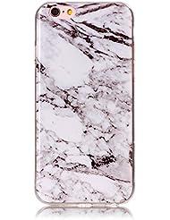 """inShang iPhone 6 iPhone 6S 4.7"""" Funda y Carcasa para iPhone 6 iPhone 6S 4.7 inch case iPhone6 iPhone6S 4.7 inch móvil, Ultra delgado y ligero Material de TPU, carcasa posterior (Back case) con ,"""