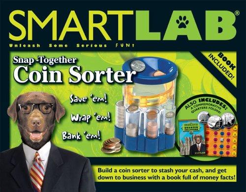SMARTLAB: Snap-Together - Coin Sorter
