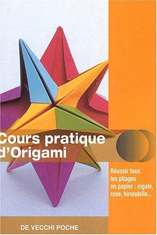 Cours pratique d'origami