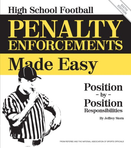 hs-football-penalty-enforcements-made-easy-english-edition